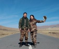 【中国野生动物摄影师】南岳后山人:我为摄