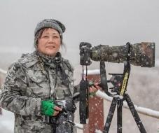 【中国野生动物摄影师】曹晓春:用爱赋予照