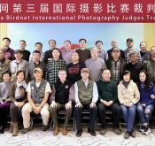 中国鸟网第三届国际摄影比赛裁判培训班  圆