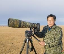 【中国野生动物摄影师】兴垦人:拍好身边鸟