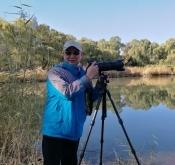 长喜长乐:保护环境  快乐拍鸟