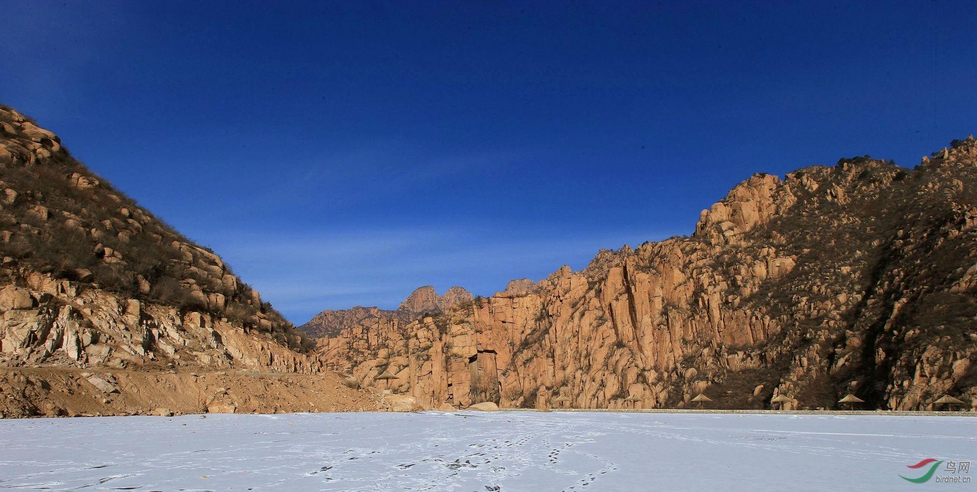 燕山冰糖峪 - 地理风光