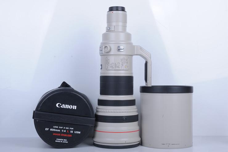95新二手 Canon佳能 600/4 L IS USM 640超长焦镜头