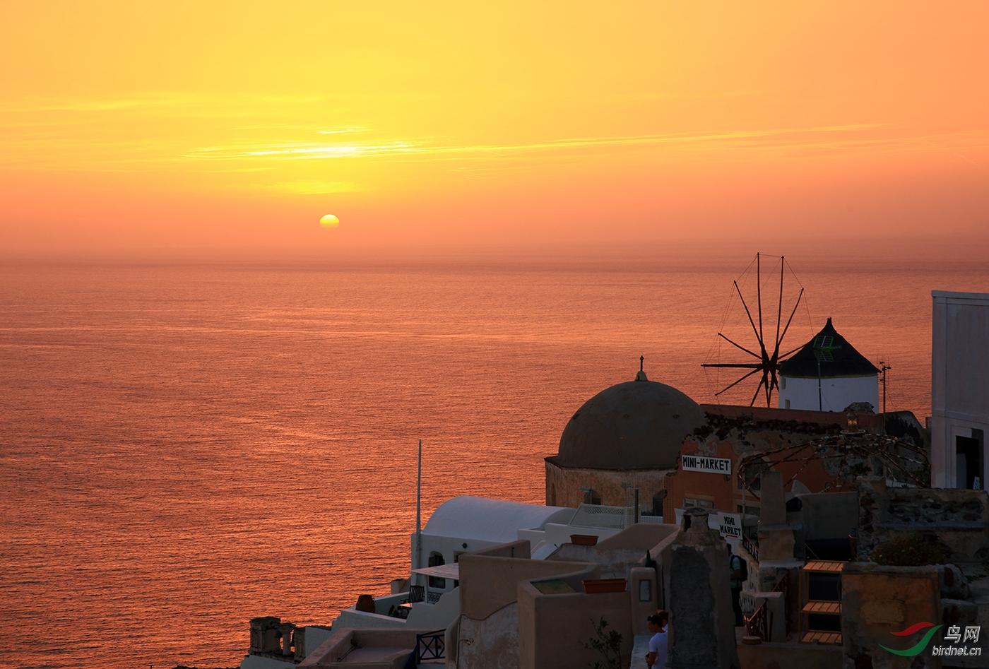 29--《爱琴海的夕阳》--丁华(一炮手).JPG