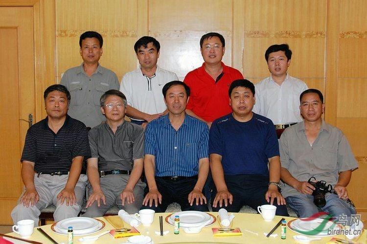 几位济南滨州的朋友为来济看望老G的段总东伟副总接风