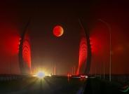 红月亮(祝贺荣获首页精华)