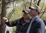 鸟网总版主文科先生考察上海江湾湿地<荣获华盈彩票精华>