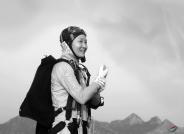 巾帼风采---中国女跳伞运动员(感谢帖)------祝贺荣获黑白影像华盈彩票精华!