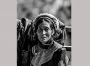 摩梭族妇女------祝贺荣获黑白影像华盈彩票精华!
