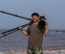 黑貓魚 :做保護野生動物的踐行者