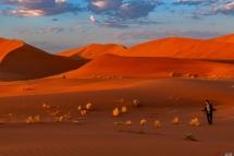 红沙漠随拍