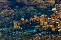 美丽的村庄