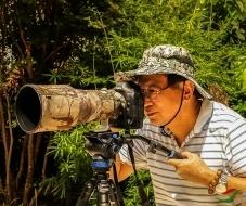 許國強:拍好身邊鳥,給生活添精彩