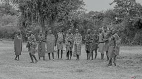 肯尼亚的马赛人