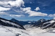 阿尔卑斯雪山(祝贺荣获首页综合精华)