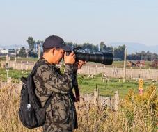G 086 春福:生態攝影豐富我的業余生活