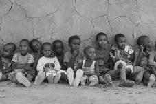 马赛村的孩子