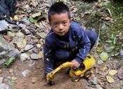 孤舟:大山里的孩子