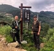 中国鸟网助力怒江生态脱贫大型采风团盛况播