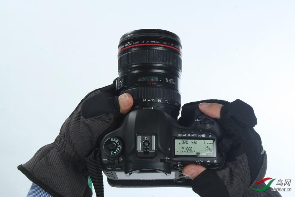 多功能防寒摄影手套