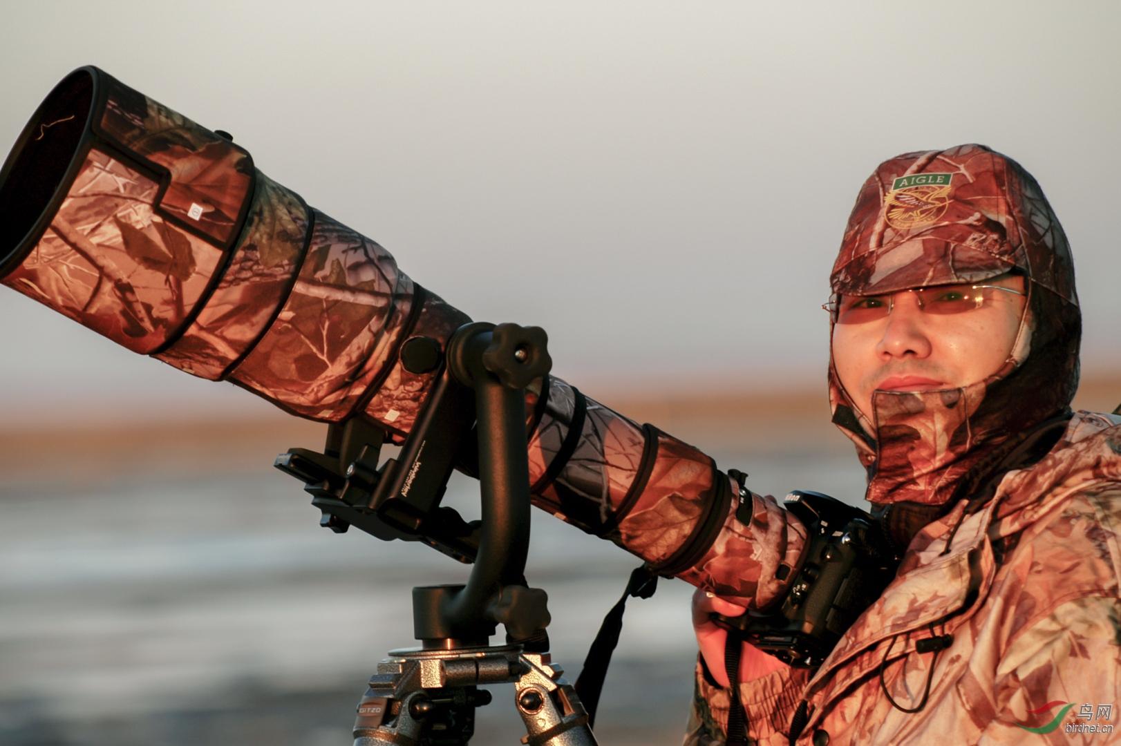 达里诺尔拍天鹅.JPG