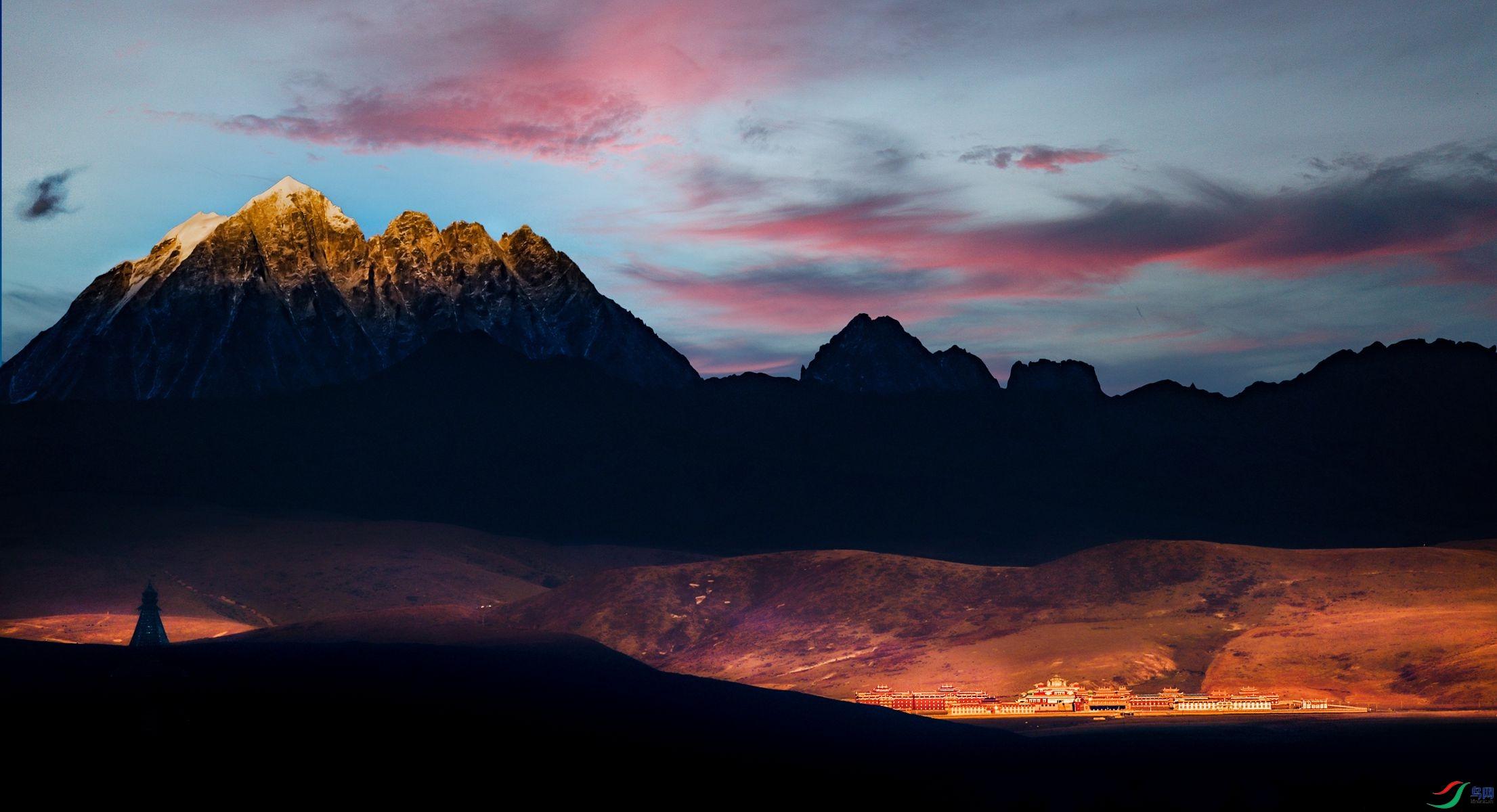 净化心灵的地方―――雅拉雪山