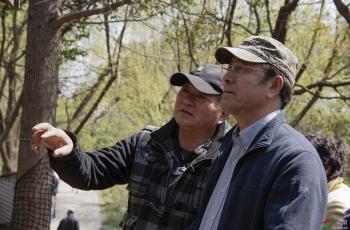鸟网总版主文科先生考察上海江湾湿地<荣获首页精华>
