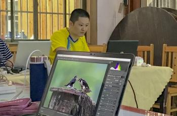 中国鸟网初级数码调图师【北京站】培训班