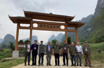 中国鸟网2019年年会在广西龙州县胜利召开——交流篇