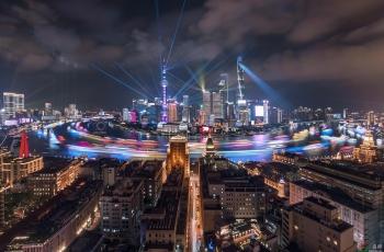 七十周年舞动上海