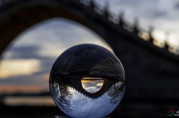 颐和园玉带桥