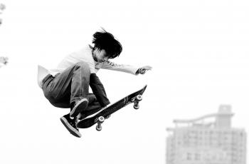 想要飞的更高------祝贺荣获首页黑白影像精华!!!