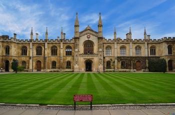 英国剑桥大学印象