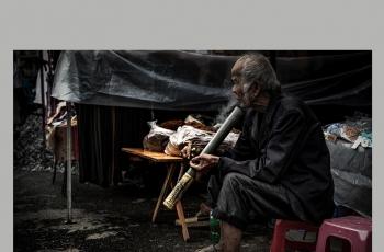人生百態系列—圩市上的人們(祝賀榮獲圖文精華)