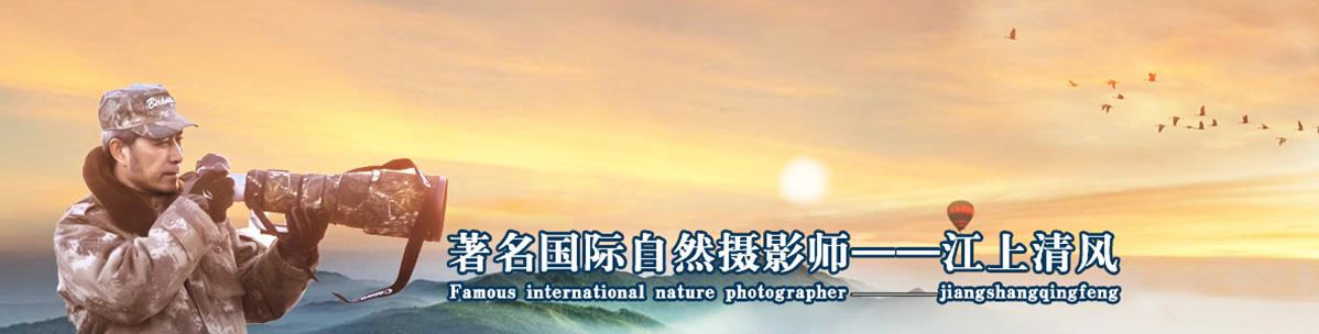 046【国际自然摄影师】江上清风 : 把摄影玩得有诗意
